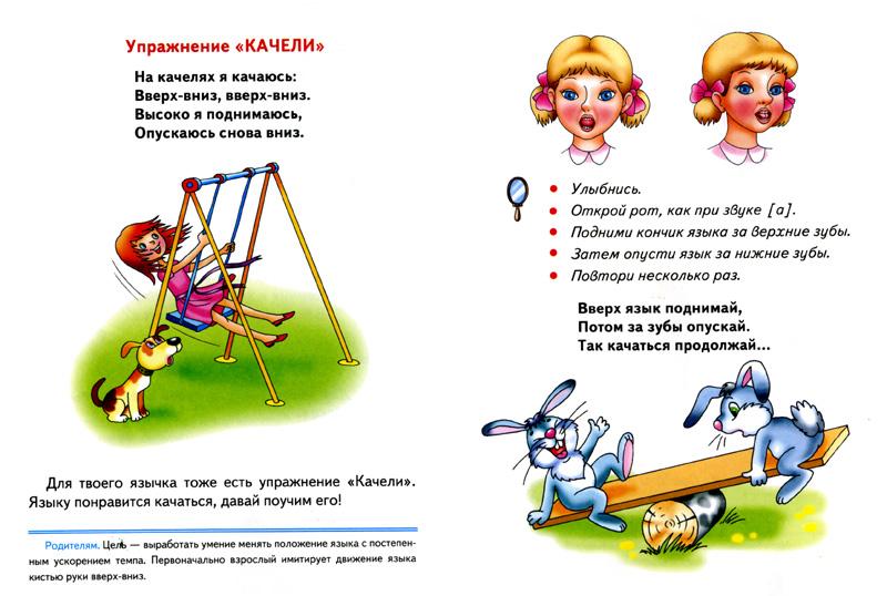 Картинки для консультации по развитию речи в